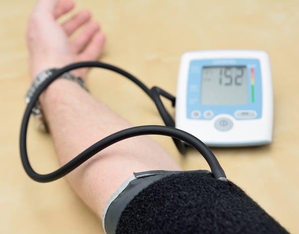 Nattokinase gegen zu hohen Blutdruck