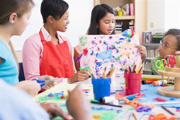 Geschäftsideen für Kreative Kreativ- und Hobbykurse geben