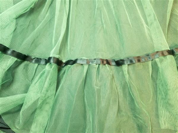 DIY Poison Ivy Kostüm Feenkostüm Waldelfe