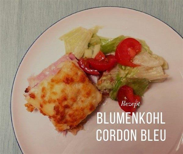 Blumenkohl Cordon Bleu Rezept