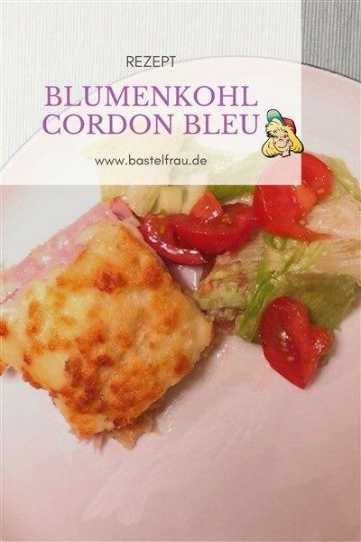 Rezept Blumenkohl Cordon Bleu