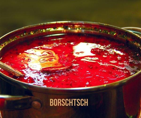 Rezept für Borschtsch