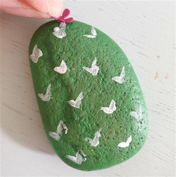 DIY Deko – süße Steinkakteen selber machen
