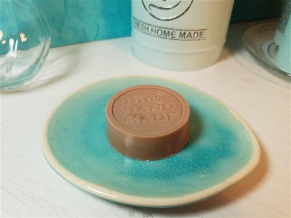 Schokoladenseife selber machen