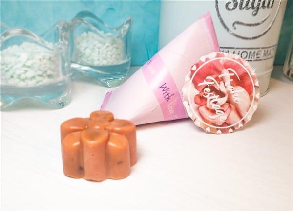 DIY Geschenkverpackung: Klopapierrollen-Upcycling mit Washi-Tape