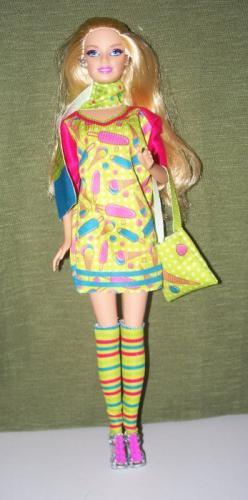 Barbiekleidung - Schnittmuster