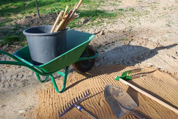 Gartenarbeiten vor dem ersten Frost