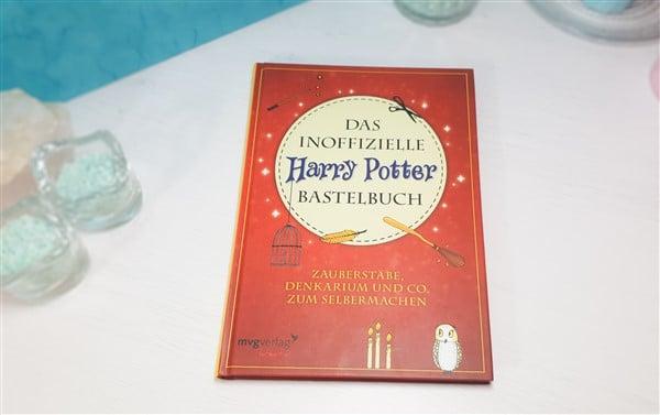 Das Harry Potter Bastelbuch – zauberhafte Bastelanleitungen