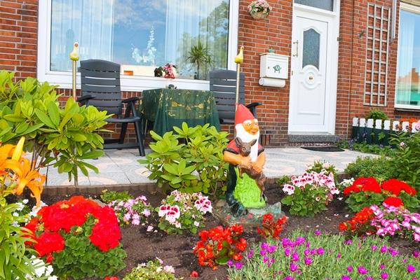 Terrasse im Garten?
