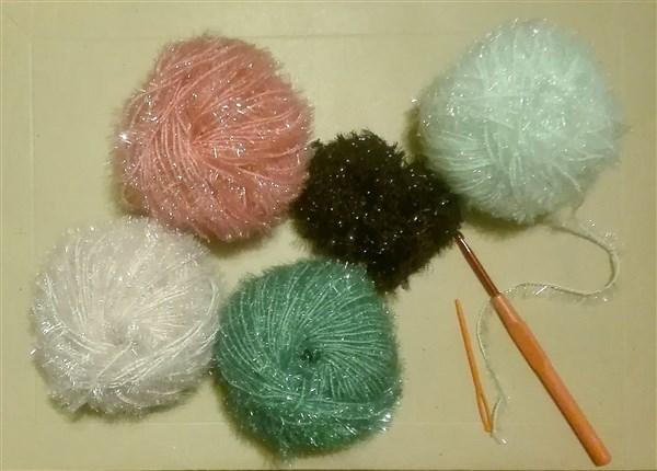 Creative Bubble - Spülschwämme selber häkeln oder stricken