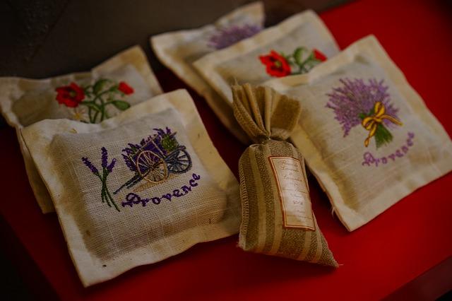 Duftkissen Lavendel