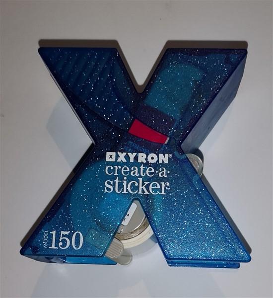 Xyron Stickermaker