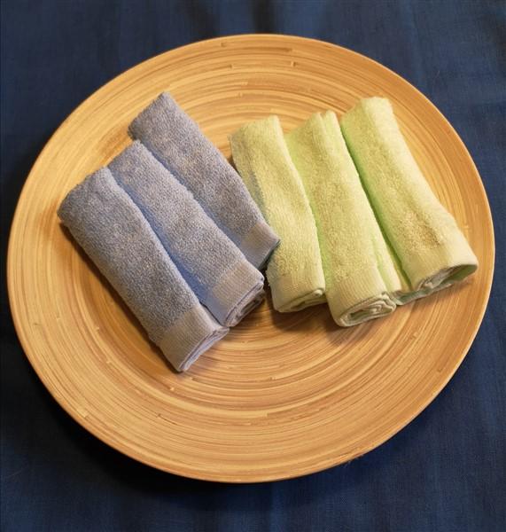 Nachhaltigkeit in der Küche: Bambustücher