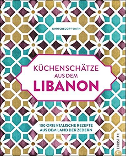 Küchenschätze aus dem Libanon - Buchvorstellung