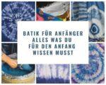 Batik für Anfänger