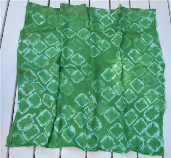 Batik: Shiboritechnik