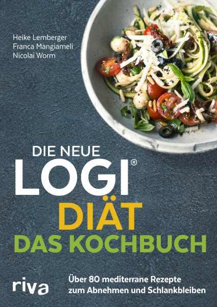Buchvorstellung: Die neue LOGI Diät - Das Kochbuch