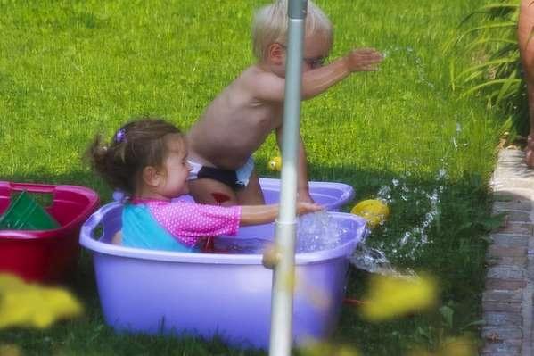 Sommerspielzeug für draußen basteln