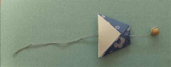 Fangspiel aus Origamibecher basteln