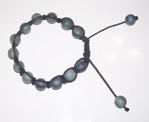 DIY Shambala Armband