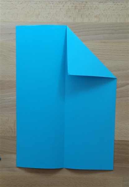 Umschlag falten