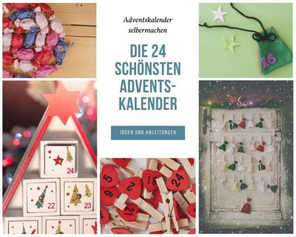 Die 24 schönsten Adventskalender