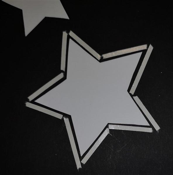 Bastelanleitung für eine Sternenlaterne