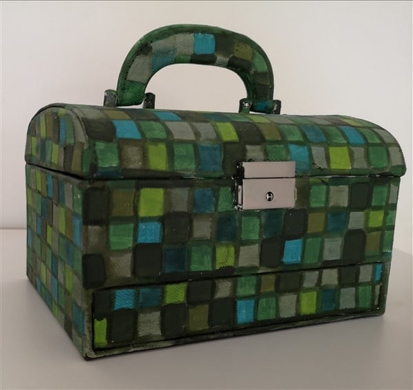 Minecraft-Truhe