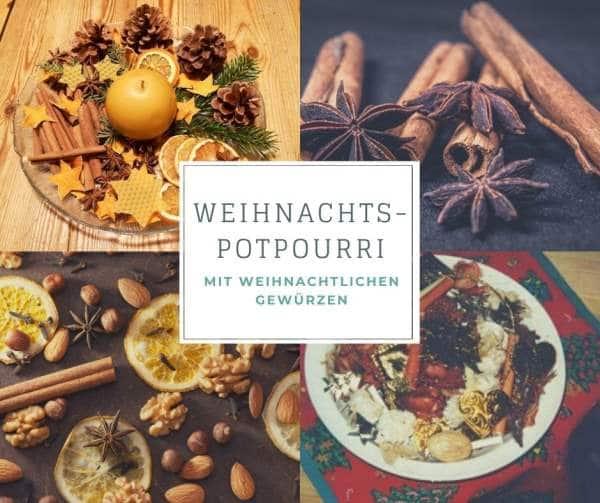 Winter Potpourri und Weihnachts Potpourri