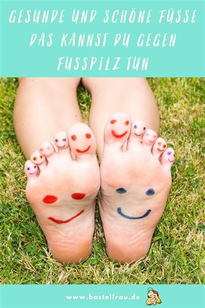 Das kannst du gegen Fußpilz tun
