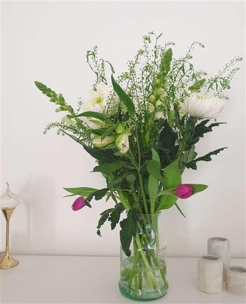 Freddies Flowers 1. Tag