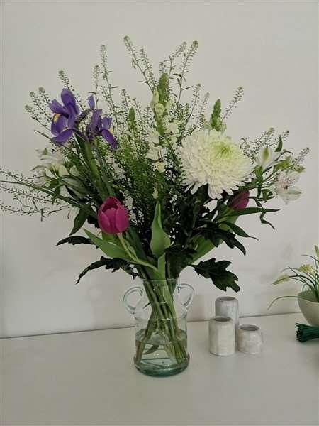 Freddies Flowers 3. Tag