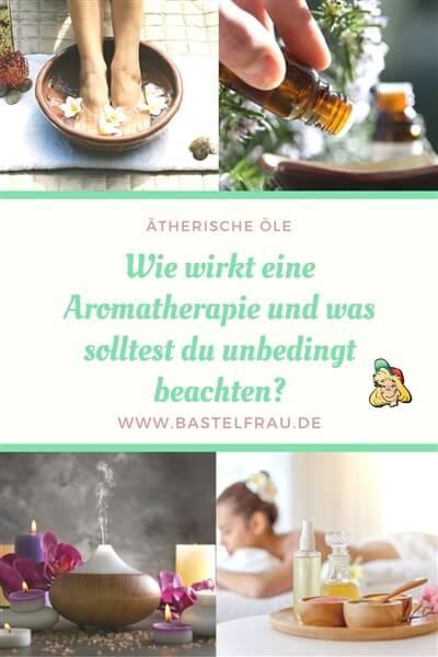 Wirkung und Gefahren einer Aromatherapie