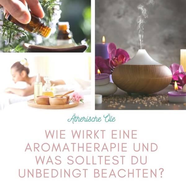 Wirkung und Gefahren von der Aromatherapie