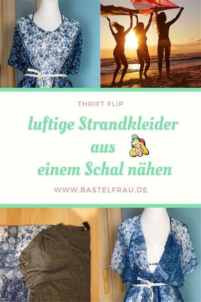 Thrift Flip: Strandkleider nähen Pinterest