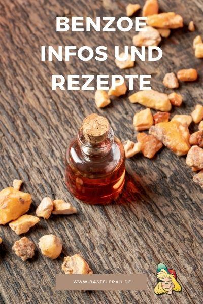 Benzoe _ Informationen und Rezepte