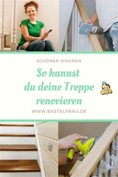 So kannst du deine Treppe renovieren